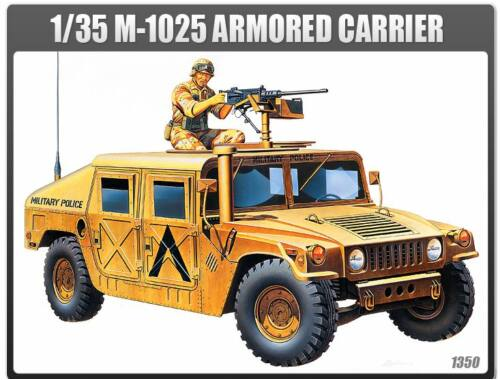 Academy M1025 Armored Carrier 1:35 (13241)