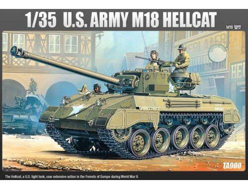 Academy M-18 Hellcat 1:35 (13255)