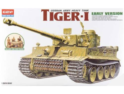 Academy Tiger I Early Version 1:35 (13264)