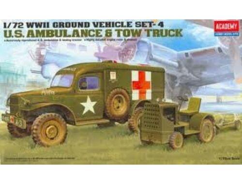 Dodge Ambulance   Tractor