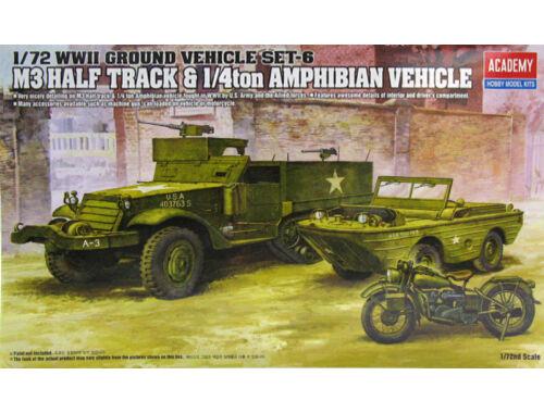 M3 Half Track 1/72