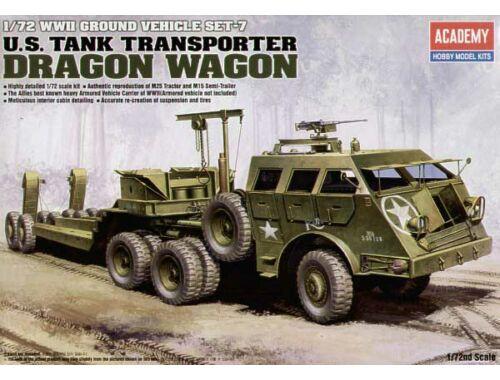 M26 Dragon Wagon (1/72)