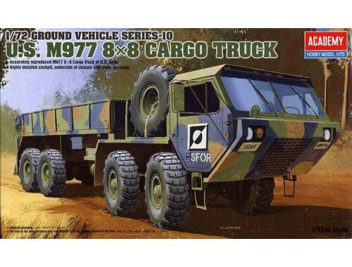Academy M977 8x8 Cargo Truck 1:72 (13412)