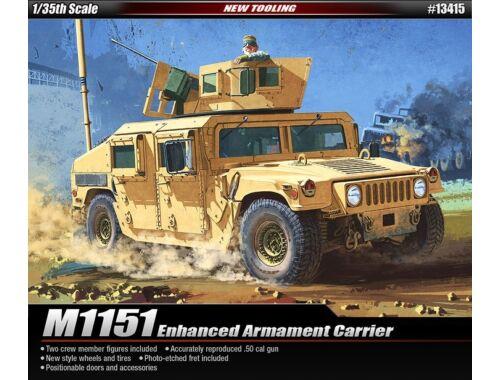Academy M1151 Enhanced Armament Carrier 1:35 (13415)
