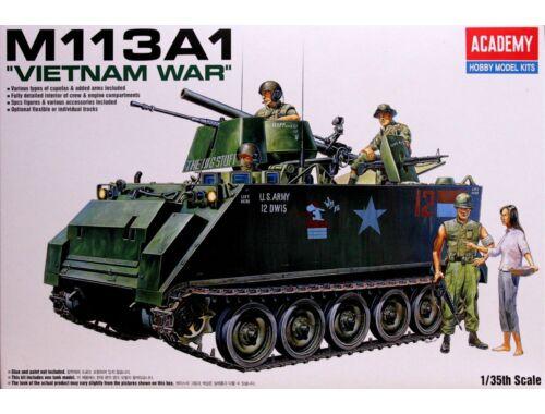 Academy M113A1 APC Vietnam 1:35 (13266)