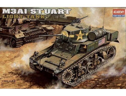 Academy M3A1 Stuart 1:35 (13269)