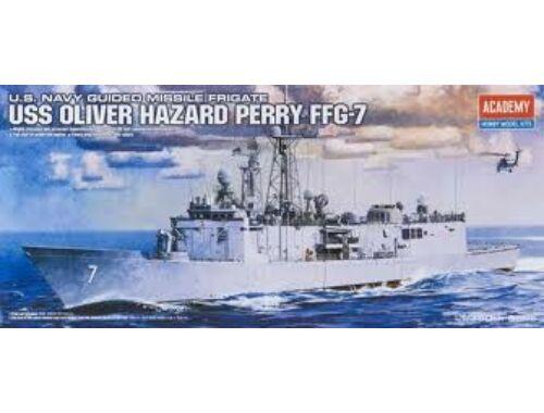 USS Oliver Hazard Perry FFG-7 (1/350)