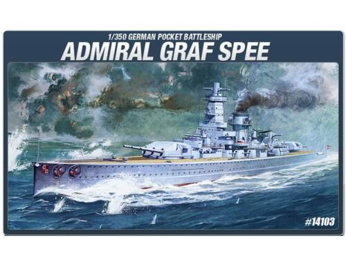 Graf Spee (1/350)