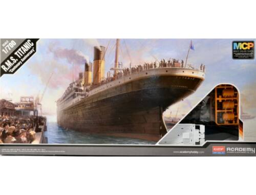 Academy RMS Titanic Centenary Annyversary 1:700 (14214)