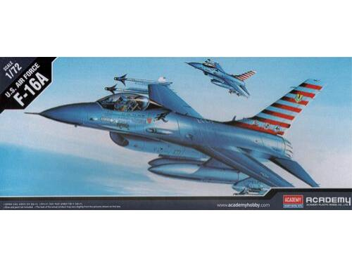 Academy F-16A Fighting Falcon 1:72 (12444)