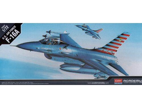 Academy F-16A Fighting Falcon 1:72 (12444)