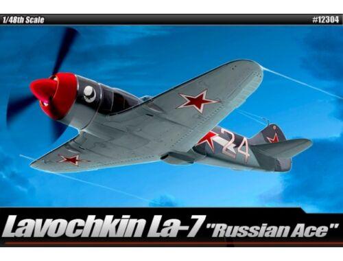 Academy Lavochkin La-7 Russian Ace 1:48 (12304)