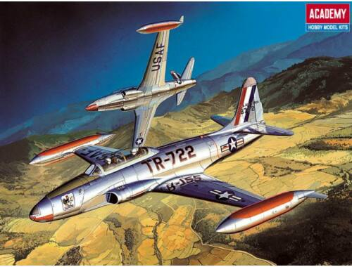 Academy T-33A Shooting Star 1:48 (12284)