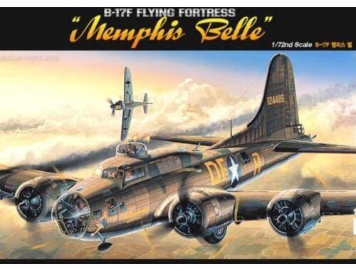 Academy B-17F Memphis Belle 1:72 (12495)