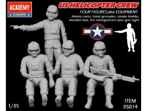 Academy US Helicopter Crew 1:35 (35014)