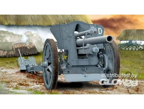 ACE German le FH18 10,5 cm Field Howitzer 1:72 (ACE72216)