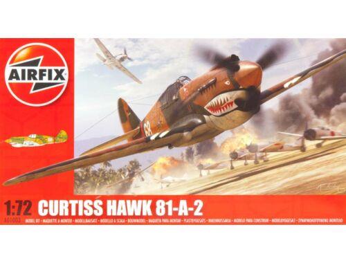 Airfix Curtiss Hawk 81-A-2 1:72 (A01003)