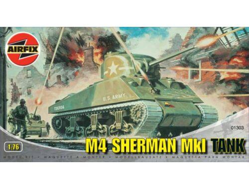 Airfix M4 Sherman Mk I 1:76 (A01303)