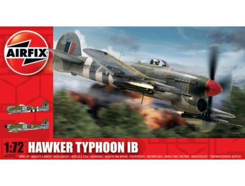 Airfix Hawker Typhoon 1:72 (A02041)