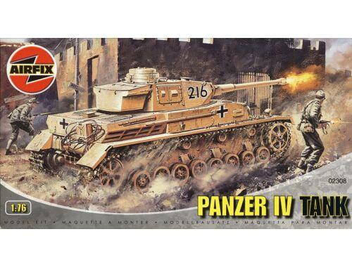 Airfix Panzer IV 1:76 (A02308)