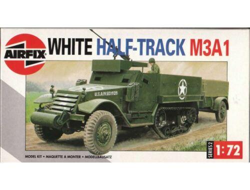 Airfix Half Track M3 1:76 (A02318)