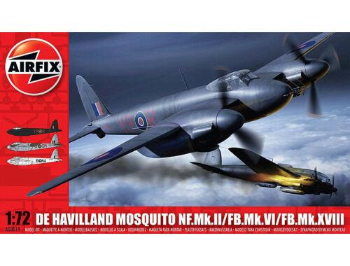Airfix De Havilland Mosquito 1:72 (A03019)