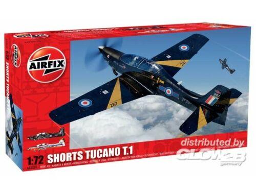 Airfix Shorts Tucano T1 1:72 (A03059)