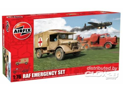 Airfix RAF Emergency Set 1:76 (A03304)
