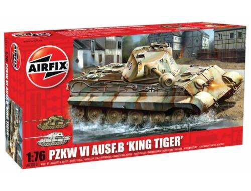 Airfix King Tiger Tank 1:76 (A03310)