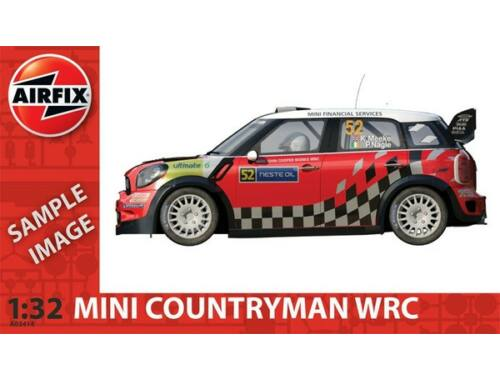 Airfix Mini Countryman WRC 1:32 (A03414)