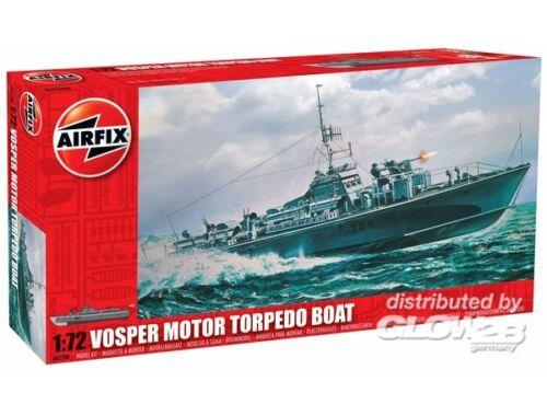 Airfix Vosper Motor Torpedo Boat 1:72 (A05280)