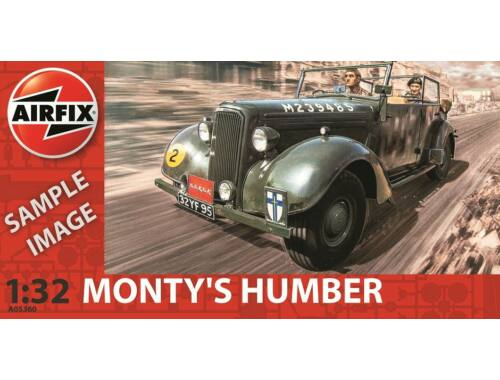 Airfix Monty's Humber Snipe Staff Car 1:32 (A05360)