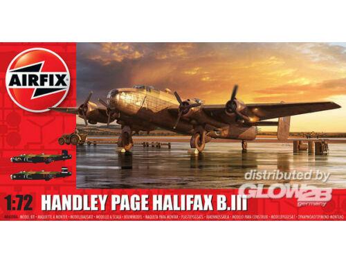 Airfix Handley Page Halifax B MKIII 1:72 (A06008)