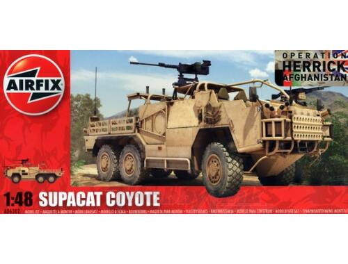 Airfix Coyote 1:48 (A06302)
