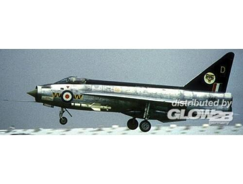 Airfix English Electric Lightning F1 / F1A / F2 / F3 1:48 (A09179)