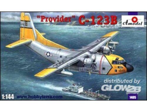 Amodel HC-123B 'Provider' USAF aircraft 1:144 (1405)