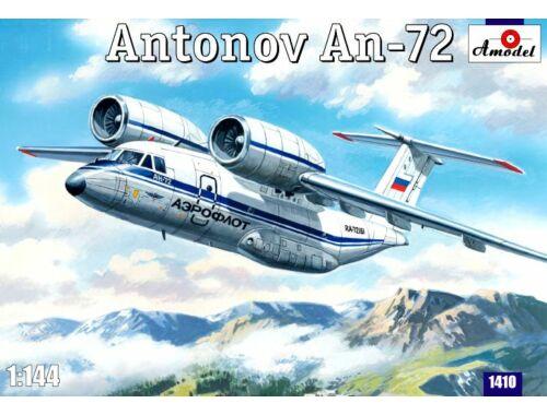 Amodel Antonov An-72 1:144 (1410)
