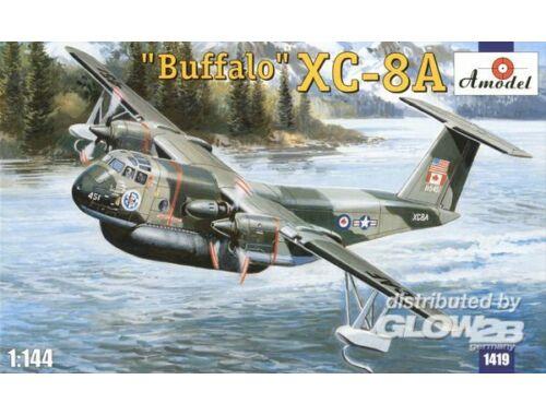 Amodel XC-8A 'Buffalo' USAF aircraft 1:144 (1419)
