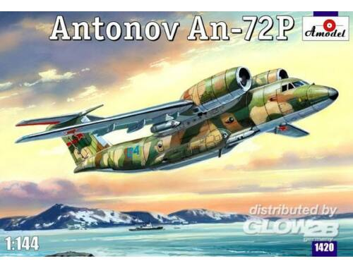 Amodel Antonov An-72P 1:144 (1420)