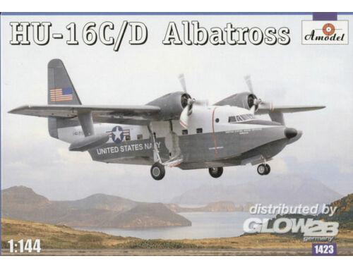 Amodel HU-16C/D Albatross 1:144 (1423)