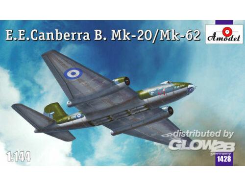 Amodel E.E.Canberra B. Mk-20/Mk-62 1:144 (1428)