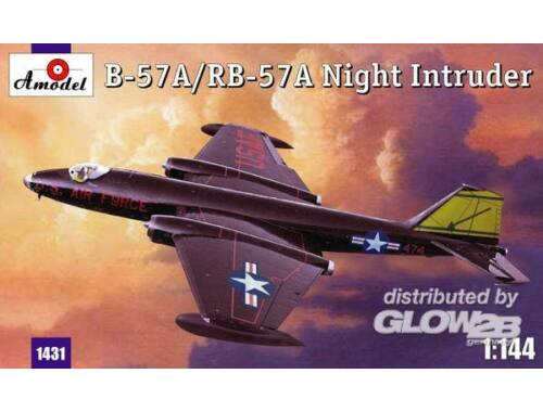 Amodel B-57A/ RB-57A Night intruder 1:144 (1431)