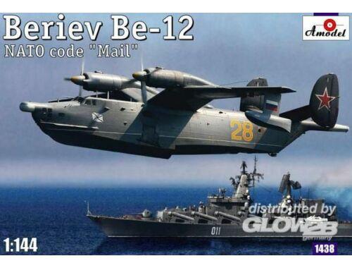 Amodel Beriev Be-12 Mail Soviet amphibious airc 1:144 (1438)