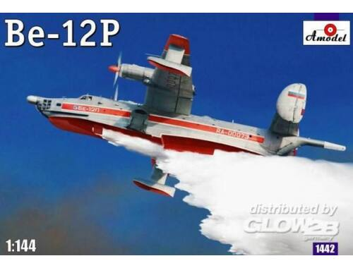 Amodel Beriev Be-12P Soviet firefighter 1:144 (1442)