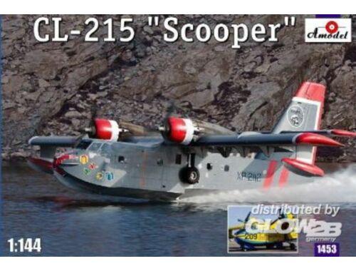 Amodel Canadair CL-215 1:144 (1453)
