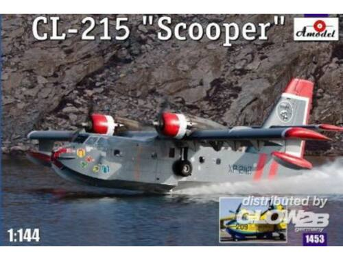 Amodel Canadair CL-215 1:144 (1453)