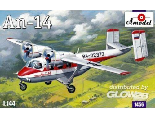 Amodel Antonov An-14 1:144 (1456)