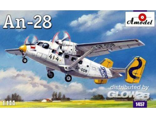 Amodel Antonov An-28 1:144 (1457)