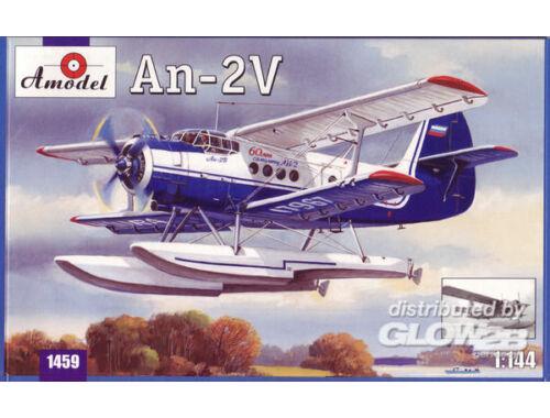 Amodel Antonov An-2V floatplane 1:144 (1459)