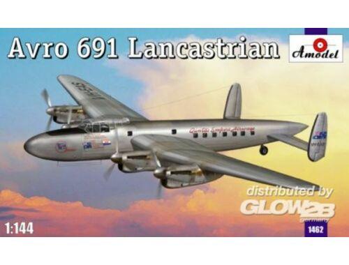 Amodel Avro 691 Lancastrian 1:144 (1462)